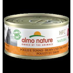 Natural - con Pollo e Tonno