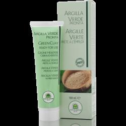 ARGILLA VERDE PRONTA - 100 ml